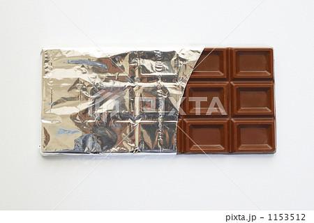 c055bc7554 銀紙 板チョコの写真素材 - PIXTA