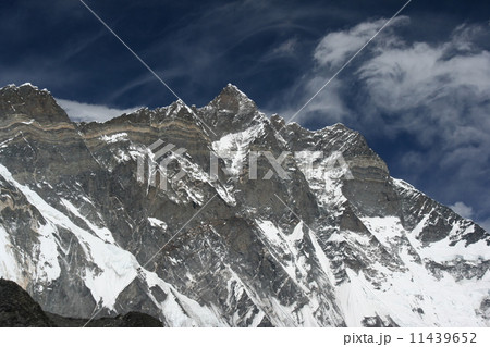 8000メートル峰の写真素材 - PIX...