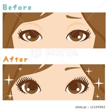 パッチリ目 顔 パッチリ 綺麗 ぱっちり イラストの写真素材 Pixta