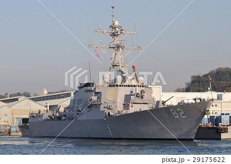 イージス艦ラッセンの写真素材 Pixta