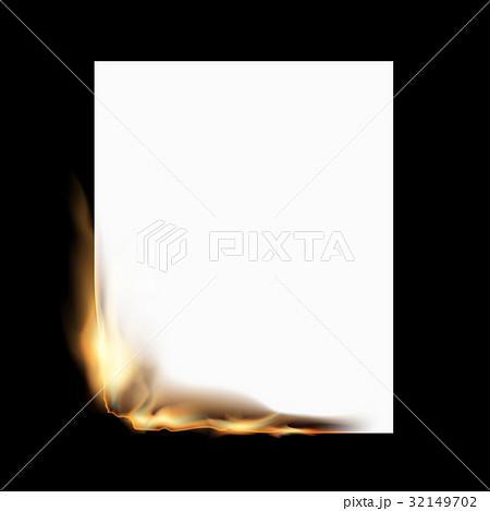 焦げたのイラスト素材 Pixta