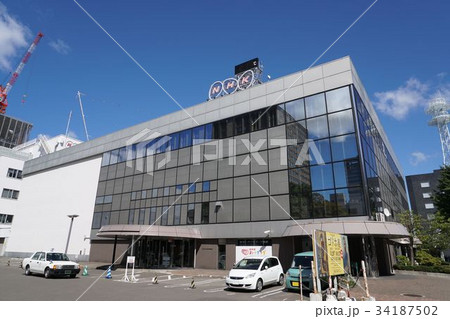 北海道放送 NHK札幌放送局の写真...