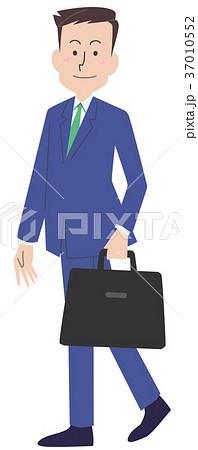 スーツ 鞄のイラスト素材 Pixta