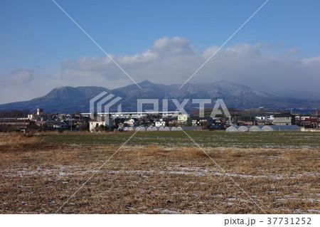 複成火山の写真素材 - PIXTA