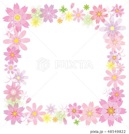 秋の花のイラスト素材集 Pixtaピクスタ