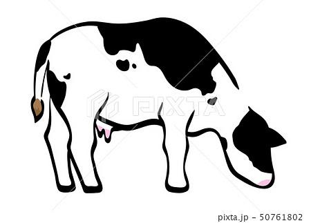 牛のイラスト素材集 Pixtaピクスタ